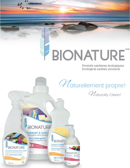Catalogue Bionature